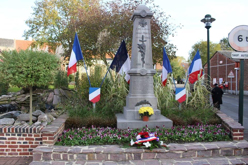 Cérémonie du Souvenir Français