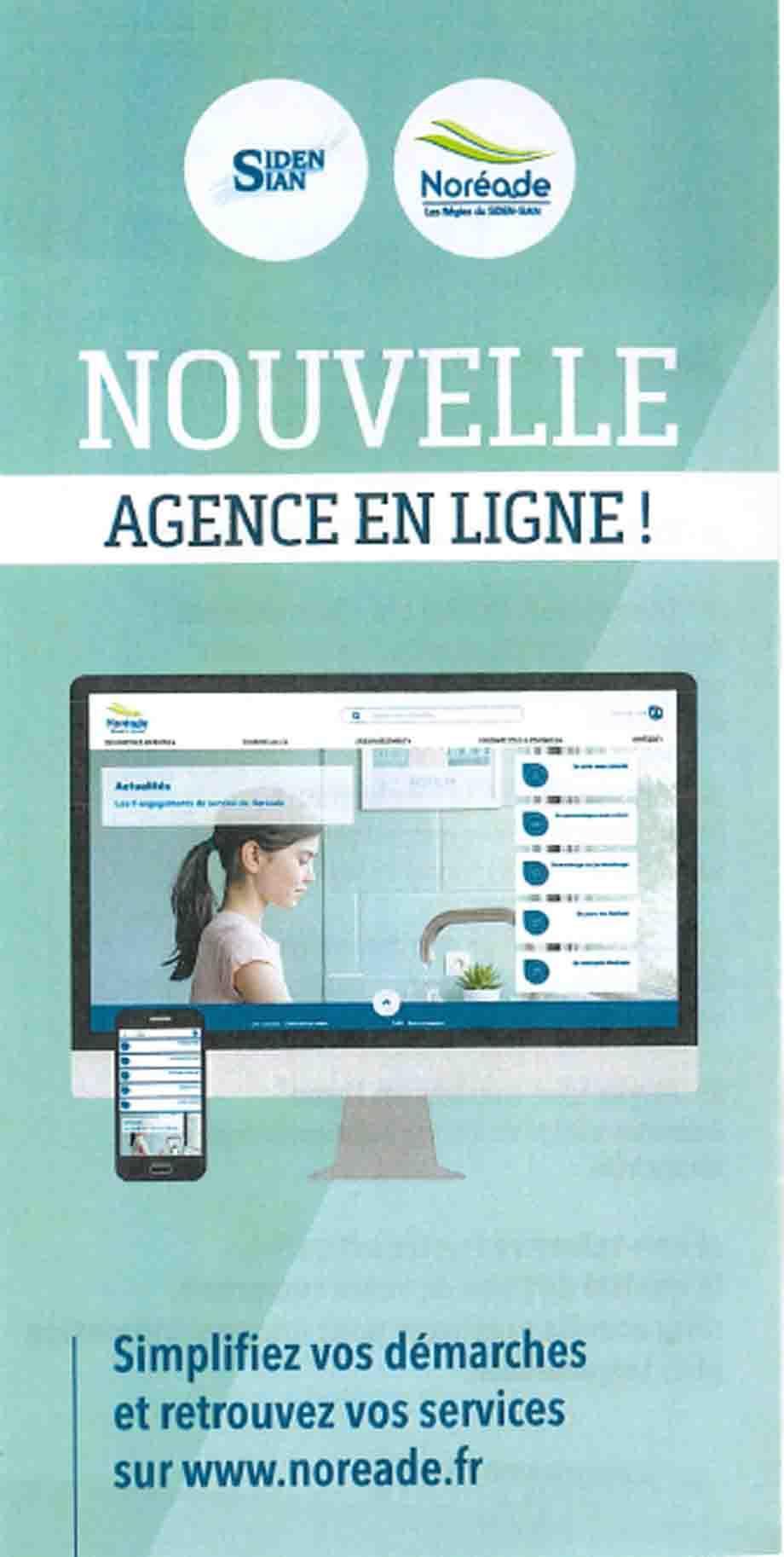 Agence en ligne 1