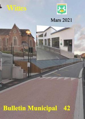 Bulletin municipal mars 2021