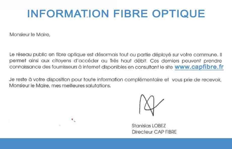 Cap fibre