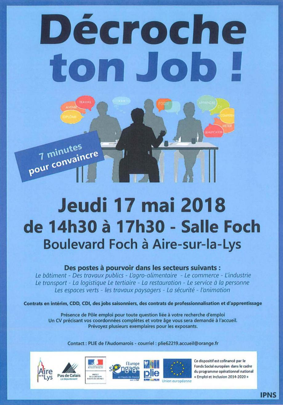 Decroche ton job
