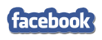 Facebook text transparent logo 23