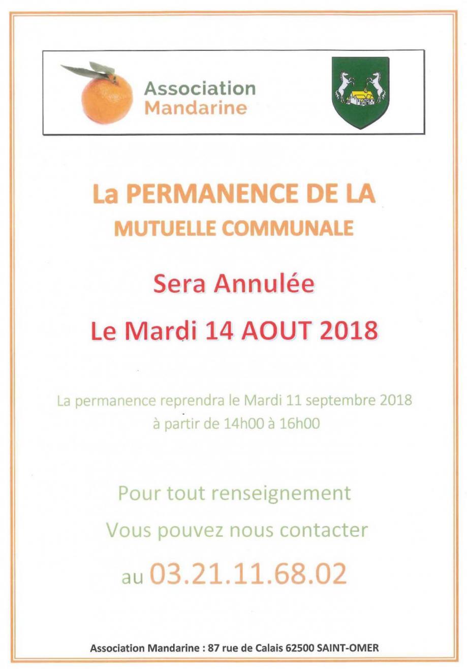 Info mutuelle mandarine