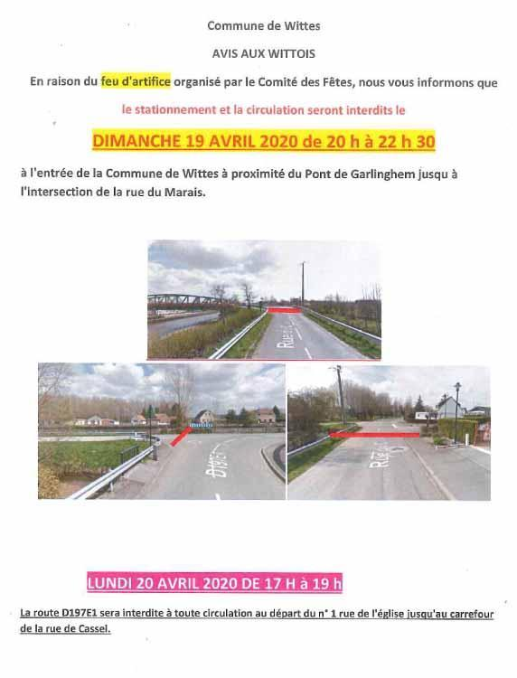 Interdiction route barree 2