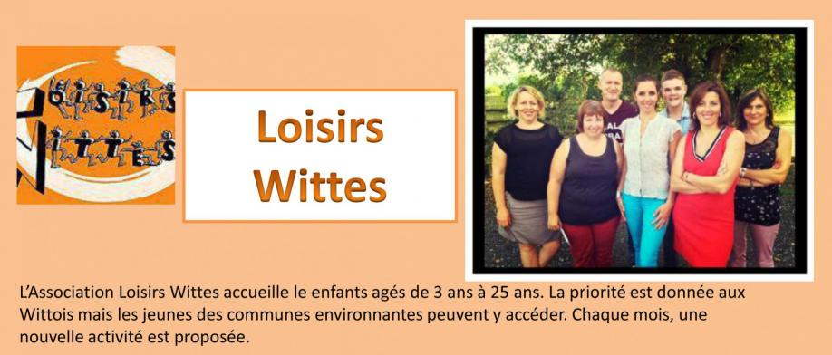 Loisirs wittes