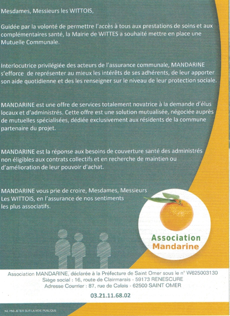 Mandarine 4