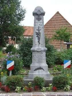 Monument aux morts wittes