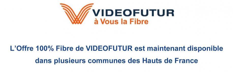 Videofutur a vous la fibre