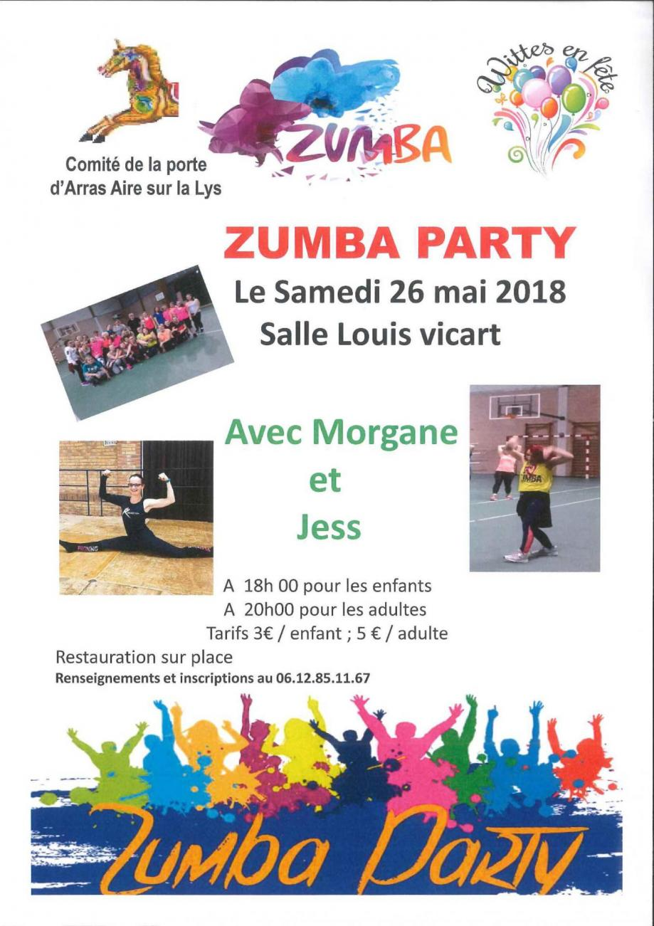 Zumba party copie